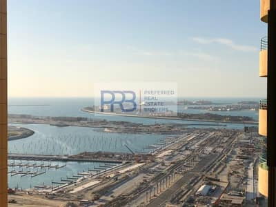 شقة 2 غرفة نوم للبيع في دبي مارينا، دبي - Sea View|Fully Furnished 2BHK Apartment in Marina Crown