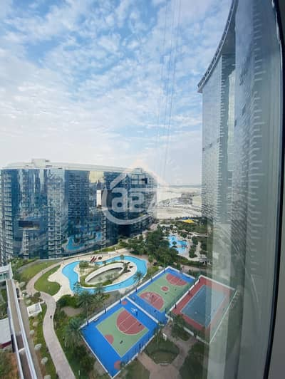 HOT DEAL ! 3 Bed Room Flat in Gate Tower with Maid room and Sea view