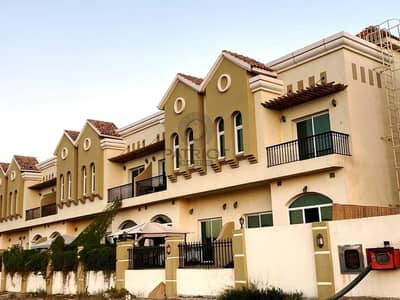 3 Bedroom Townhouse for Sale in Dubai Industrial Park, Dubai - Beautiful (Unfurnished) 3 Bedrooms Townhouse in Sahara Meadows