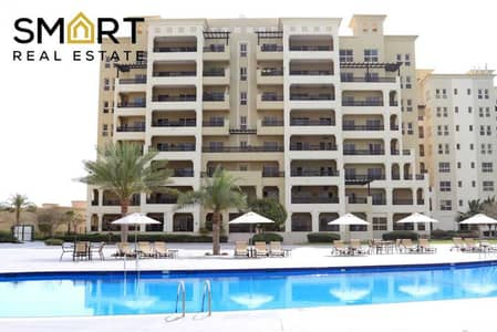 1 Bedroom Flat for Sale in Al Hamra Village, Ras Al Khaimah - Wonder lagoon facing 1BR furnished apartment is located in Al Hamra Village  available for sale.