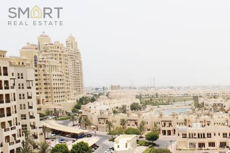 شقة في شقق الحمراء فيليج مارينا قرية الحمراء 1 غرف 400000 درهم - 4494165