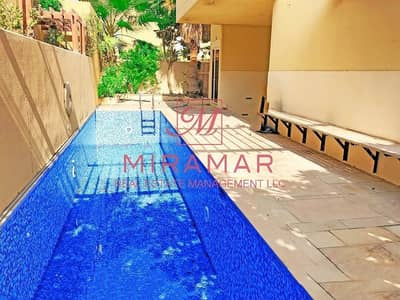 5 Bedroom Villa for Rent in Al Raha Gardens, Abu Dhabi - PRIVATE POOL  5 BEDROOMS  BEAUTIFUL GARDEN