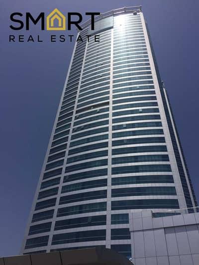 شقة في جلفار تاورز دفن النخیل 1 غرف 500000 درهم - 4494186