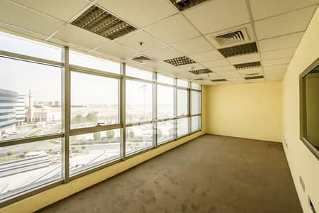 مکتب  للايجار في مجمع دبي للاستثمار، دبي - Fitted Office   6 Months Rent Free   Parking