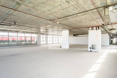 Spacious Shell and Core Office | Low Floor