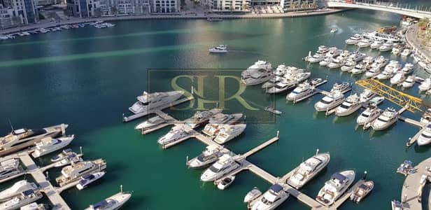 2 Bedroom Flat for Rent in Dubai Marina, Dubai - Full Marina View - 2 BR+Maid - Chiller Free - 1 Month Free