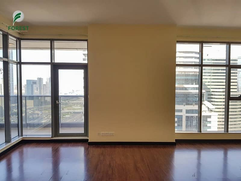 Large 1 Bedroom with Full Marina View | High Floor