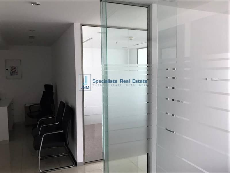 15 Fitted Office space with Glass Partitions in JBC
