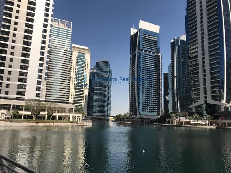 10 Good Location Fitted Retail in JLT with Parking