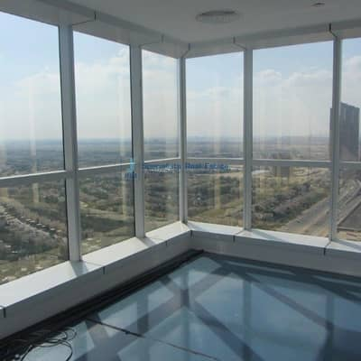 Office for Sale in Jumeirah Lake Towers (JLT), Dubai - Fitted Partitioned Office with Wet Pantry