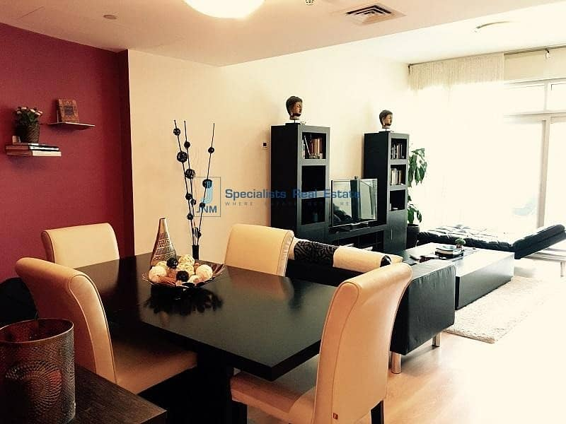 Exclusive | Upgraded & Furnished | Marina View