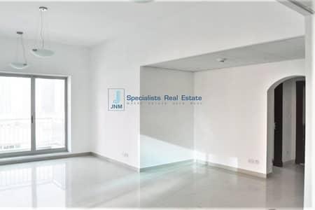 فلیٹ 2 غرفة نوم للايجار في دبي مارينا، دبي - 2BR Apartment Close to Metro| High Floor