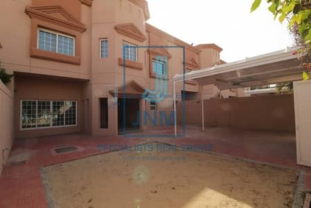 Exceptional Villa 4BR+M w/ 13 months contract