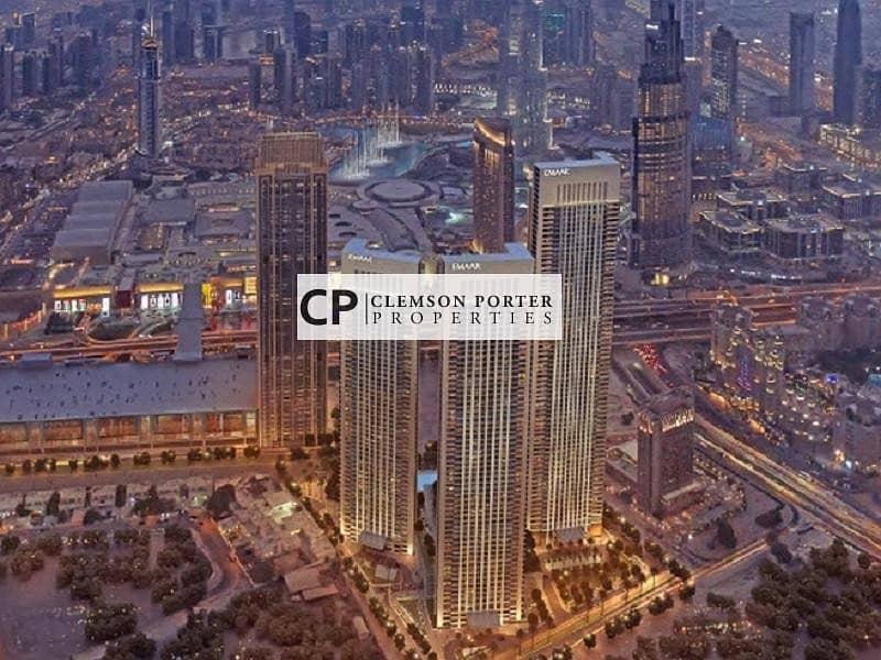 12 2 BR Full Burj  Khalifa and Fountain View | Downtown Views T3