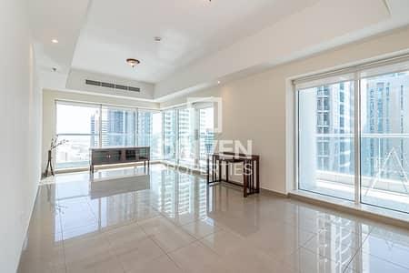 فلیٹ 3 غرف نوم للايجار في دبي مارينا، دبي - Available