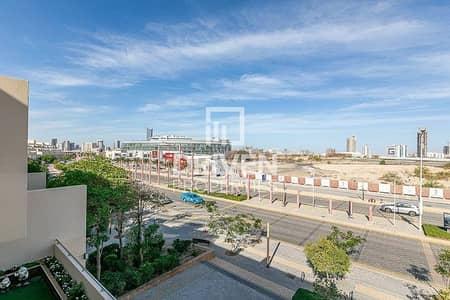 شقة 1 غرفة نوم للايجار في موتور سيتي، دبي - Spacious Living Unit and Panoramic Views