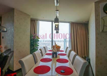 3 Bedroom Flat for Sale in Downtown Dubai, Dubai - Upgraded High Floor Apt|Magnificent View