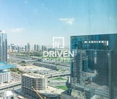 شقة في برج ماج 218 دبي مارينا 1 غرف 925000 درهم - 4494430