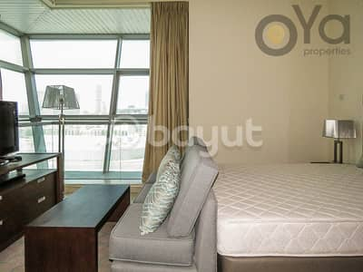 New in Dubai? Fully Furnished Studio Awaits you