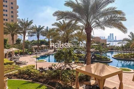 شقة 2 غرفة نوم للايجار في نخلة جميرا، دبي - New listing   Pool facing   Furnished and upgraded