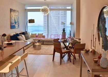 فلیٹ 3 غرف نوم للبيع في دبي مارينا، دبي - Resale with no Premium Panoramic View 3BR
