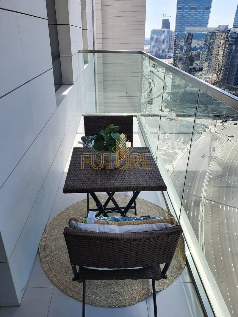20 Two bedrooms + m brand new  Al Reem Island no commission