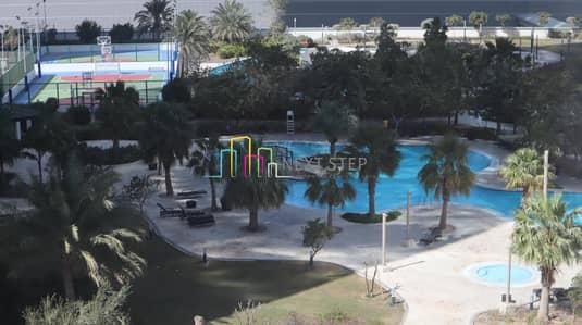 2 Bedroom Flat for Rent in Al Reem Island, Abu Dhabi - Garden/Sea/Pool View !!! Amazing 2 Bedroom + Storeroom