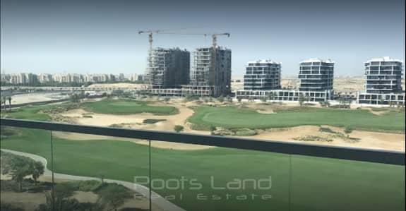 Studio for Sale in DAMAC Hills (Akoya by DAMAC), Dubai - Spacious Studio in Golf Horizon with Nice Balcony