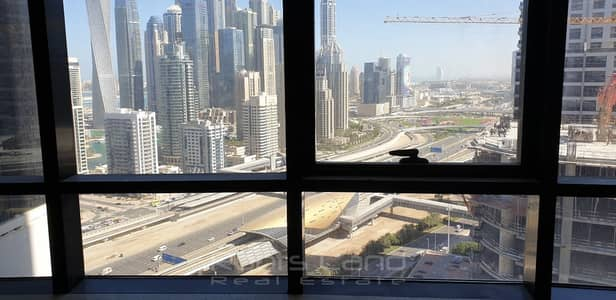 4 Bedroom Apartment for Rent in Jumeirah Lake Towers (JLT), Dubai - 4 Bedrooms Facing Sheikh Zayed Road for Rent