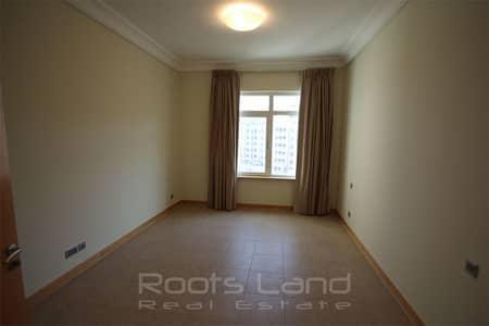 شقة 2 غرفة نوم للايجار في نخلة جميرا، دبي - 2 Bedroom Shoreline Type D with Central Park View