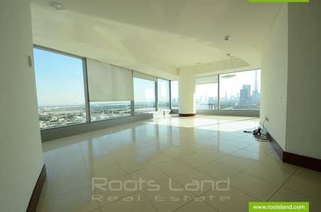 شقة 2 غرفة نوم للبيع في مركز دبي التجاري العالمي، دبي - Majestic Mid Floor Unit Luxurious Building
