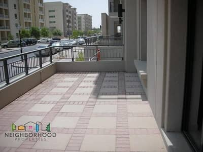 1 Bedroom Flat for Sale in The Greens, Dubai - Amazing 1 Bedrooom Unit for Sale in Travo A