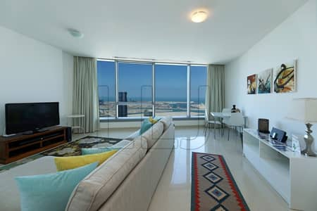 1 Bedroom Flat for Sale in Al Reem Island, Abu Dhabi - *Prime location* Spectacular sea views ready to move in