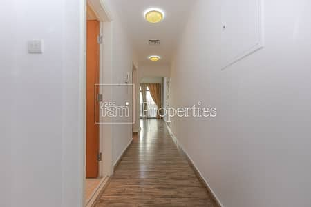 3 Bedroom Apartment for Rent in The Greens, Dubai - Pool View || Private Courtyard || Ground floor