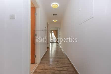 شقة 3 غرف نوم للايجار في الروضة، دبي - Pool View || Private Courtyard || Ground floor