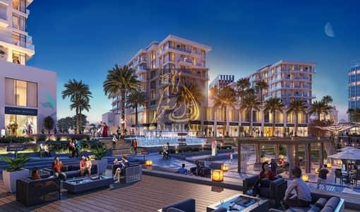 فلیٹ 1 غرفة نوم للبيع في مدينة الشارقة للواجهات المائية، الشارقة - Classy Studio Waterfront Apartments for sale in Sharjah Waterfront City | On Affordable Price | Facing Beach View