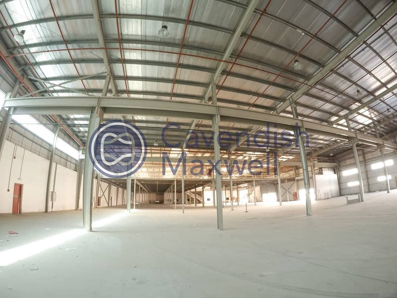 2 Heavy Industrial Facility with Extensive Yard