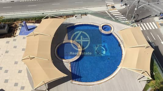 3 Bedroom Apartment for Rent in Al Reem Island, Abu Dhabi - Striking View Spacious 3BR   Full Facilities