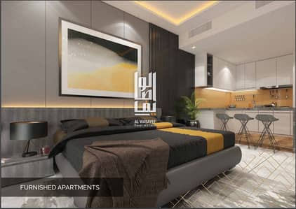 1 Bedroom Flat for Sale in Dubai Residence Complex, Dubai - Fully Furnished 1 Bedroom Apartment with 7 Years Payment Plan