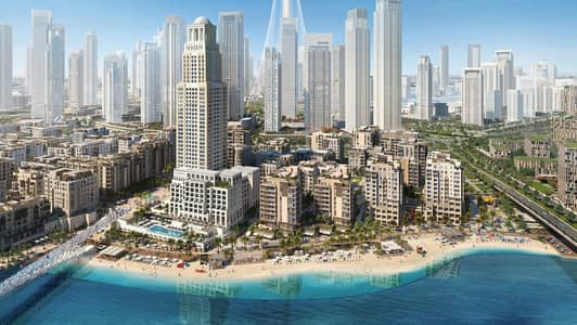 1 Bedroom Apartment for Sale in The Lagoons, Dubai - luxury apartment at Creek Beach