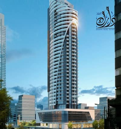 1 Bedroom Flat for Sale in Jumeirah Village Circle (JVC), Dubai - FULLY FURNISHED | 50% POST HANDOVER.