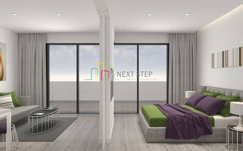 2 Bedroom Flat for Sale in Masdar City, Abu Dhabi - Experience High Quality Living with 1% Monthly Payment