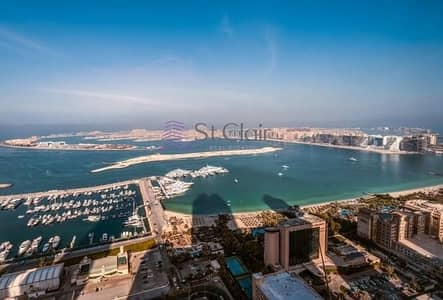 شقة 3 غرف نوم للبيع في دبي مارينا، دبي - Amazing 3 bedrooms with full sea view from each room
