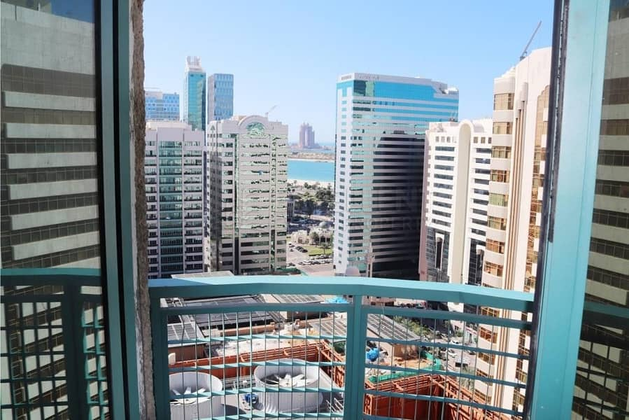 Highly Desirable 3BH Apt with Balcony