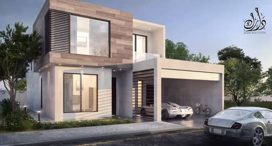 get your villa now with 10% and pay over 5 years payment plan