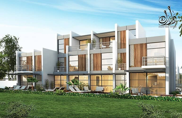 Own  A 3 bedroom Villa that is perfect to your Family ! with Amazing payment Plan !