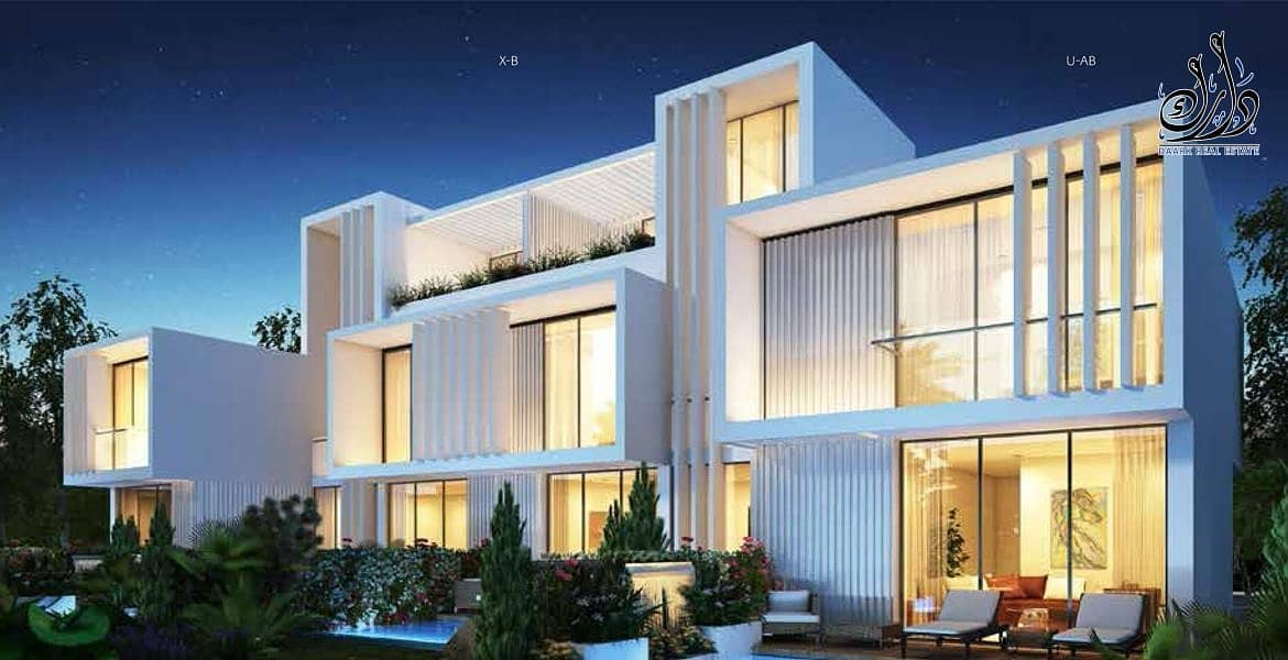 2 Own  A 3 bedroom Villa that is perfect to your Family ! with Amazing payment Plan !