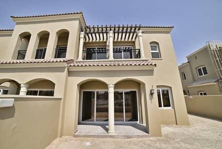 3 Bedroom Townhouse for Sale in Serena, Dubai - Back Yard