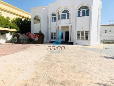 فیلا 6 غرف نوم للايجار في محيصنة، دبي - Stunning Huge Villa w/ a Huge Garden