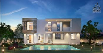 unbeatable chance, I own a villa in the heart of Sharjah without lifetime maintenance fees